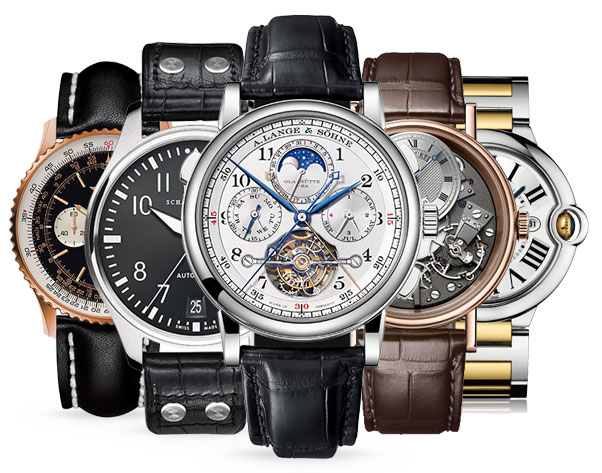 The Hour Glass Provides the Right Platform for Finest Brands of Watches