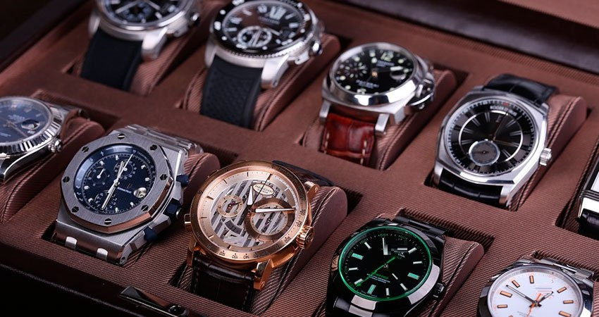 Get Quality Luxury Watches for a Reasonable Price at The Hour Glass