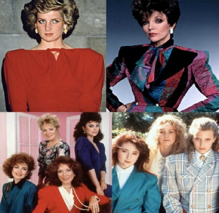 Changing Trends In 80s Clothes